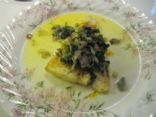 Atlantic Cod In Orange Juice w. Spinach & Onions