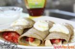 Easy Fruit Crepes