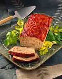 TARRAGON TURKEY MEATLOAF
