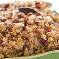 Sweet Autumn Rice