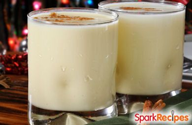 Low-Fat Coconut Egg Nog