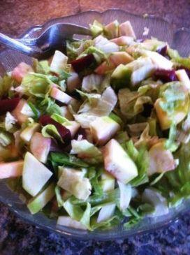 Zucchini & Beet Salad