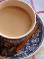 Darjeeling Tea with Milk & Honey