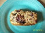 BLUEBERRY BANANNA BREAD