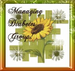 Managing Diabetes Group!