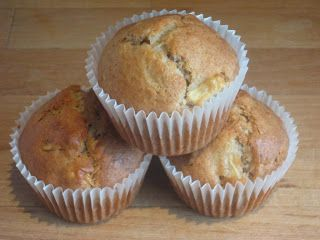 Apple Cinnimon Muffins