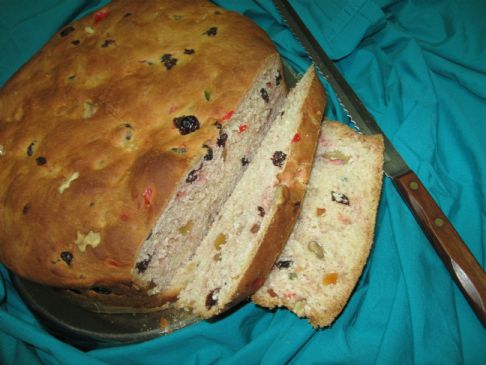 Christmas Panettone