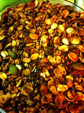 Maple Seed Granola