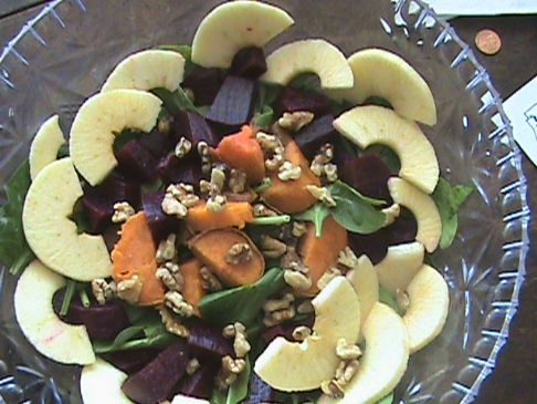 Harvest Apple Salad