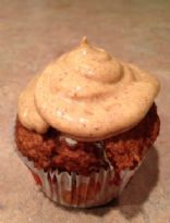 Pumpkin Cream Cupcakes with Pumpkin Frosting