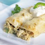 The Whole Enchilada---Chicken that is!