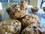 Rye-Oh-My Apple Muffins