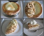 German Apple Pancake (no added sugar, egg whites only)