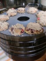 Raw oatmeal cookies from Daniel Fast Food