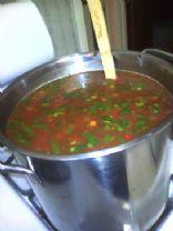Andi's Veggie Soup