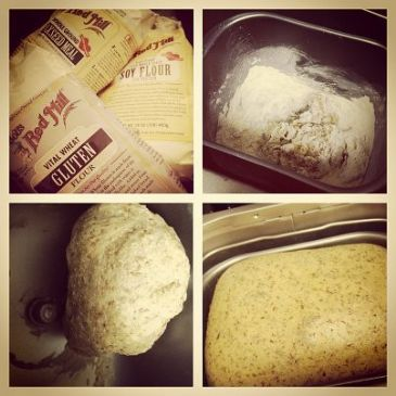 Low Carb Bread (Bread Machine) - Modified from Food.com