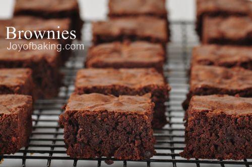 Butterscotch Cake Recipe Joy Of Baking: Joy Of Baking Brownies Recipe