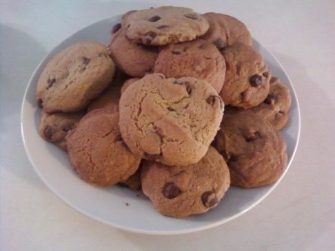 Nestle Toll House Cookies - Recipe from chips pkg