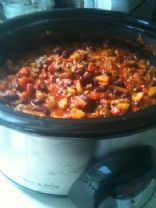 Weight Loss Chili