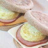 High Protein Breakfast Sandwich