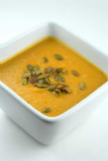 Mexican Pumpkin Soup