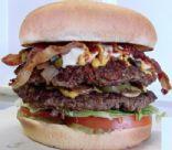 Helluva Low Carb Burger