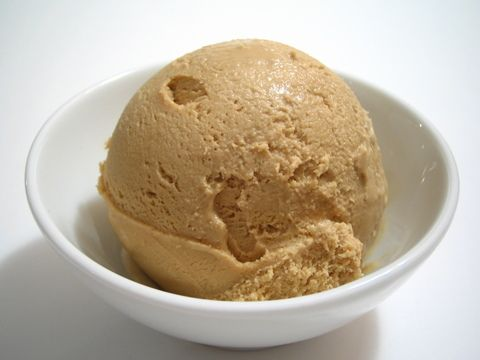 Ice-cream: Cheat's Banana Ice-cream (125 g serving)