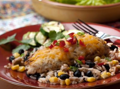 Black Bean Chicken