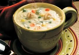 Belinda's Creamy Chicken Potato Soup