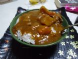 Chicken Curry - japanese version