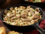 Slimmer Beef Stroganoff 