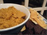 FANNETASTIC FOOD'S Pumpkin Bean Dip