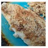 Mustard Crusted Tilapia