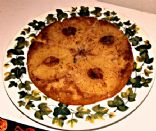 Pineapple Upside Down Cranberry Cake