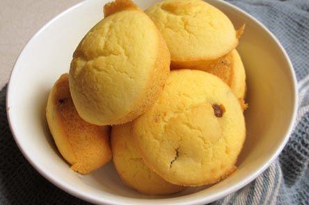 Rice Muffins (Gluten Free)