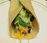 7 Layer Mexican Wrap