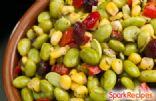 Corn & Edamame Succotash