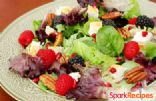 Summer Salad with Chicken & Berries