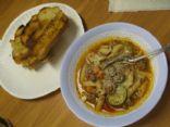 Sausage Vegetable Soup