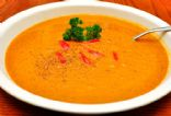 Sweet Potatoe and Red Pepper Soup
