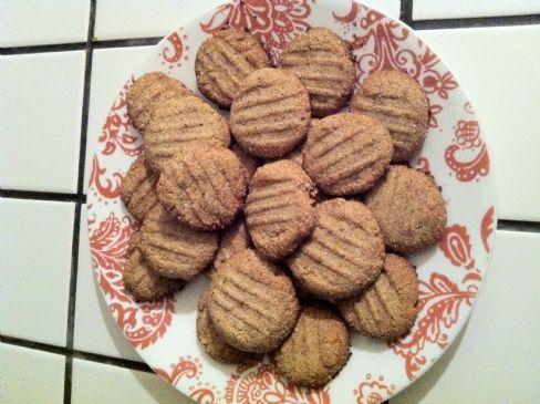 Paleo / Gluten-Free Lemon Cookies