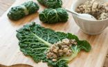 Stuffed Swiss Chard Rolls