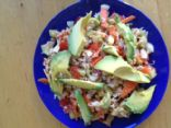 The BEST Southwest Tuna Salad