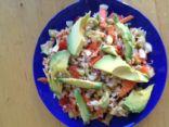 The BEST Southwest Tuna Salad