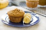 Quinoa banana muffin - with extras