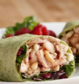 CHS Signature Chicken Salad on Whole Wheat Wrap