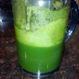 Mean Green Juice Fast Recipe(less bitter taste)