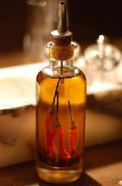 Hot oil