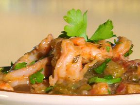 Cathy's Shrimp Etoufee