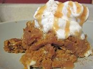 Pumpkin Cake in a Slow Cooker